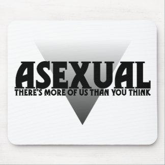 Assexuado: Há mais de nós do que você pensa Mousepad