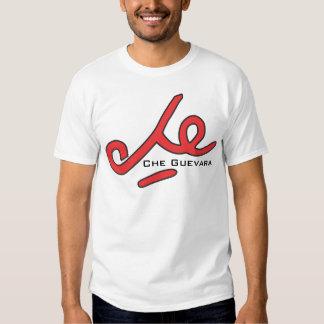 Assinatura de Che Guevara T-shirt