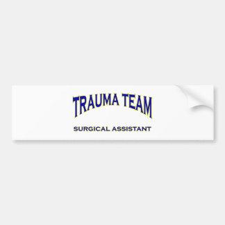 Assistente cirúrgico do traumatismo adesivo para carro