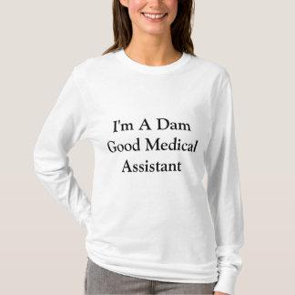 Assistente do MED Tshirt