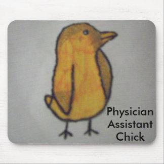assistente do médico mousepad