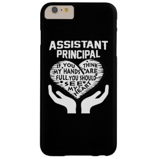 Assistente principal capas iPhone 6 plus barely there