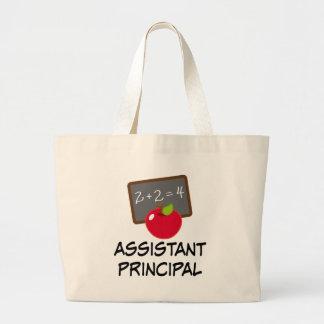 Assistente principal bolsa de lona