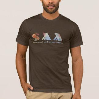 associação da arte do savana t-shirts