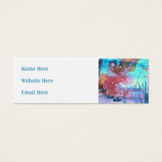 Associação da rocha cartão de visitas mini