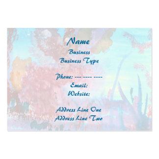 Associação da rocha cartão de visita grande