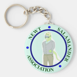 Associação da salamandra do Newt Chaveiro