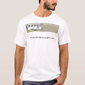 Associação de Alabama RVing Camiseta