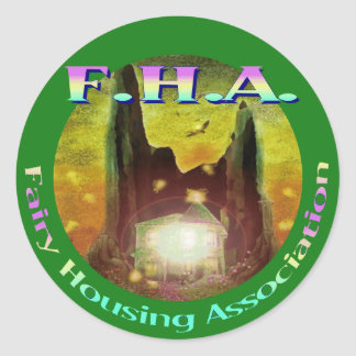 Associação de alojamento feericamente adesivo