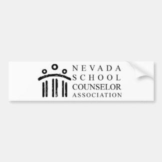 Associação do conselheiro da escola de Nevada Adesivo Para Carro