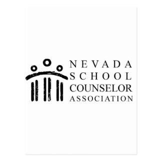 Associação do conselheiro da escola de Nevada Cartão Postal