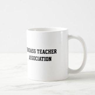 Associação do professor de Badass Caneca