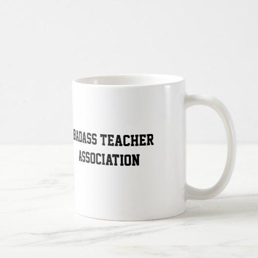 Associação do professor de Badass Canecas