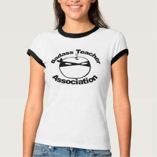 Associação do professor de Badass - Ninja Apple Camiseta