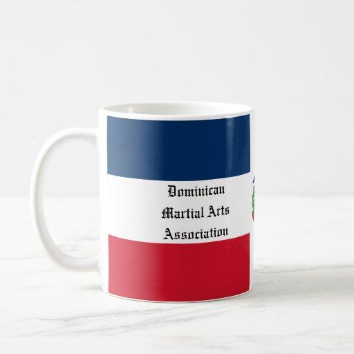 Associação dominiquense das artes marciais canecas