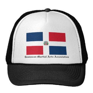 Associação dominiquense das artes marciais boné