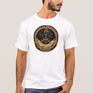 Associação dos guerreiros camisetas