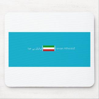 Associação iraniana dos ateus mousepads