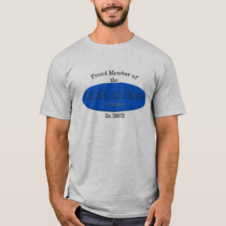 Associação mais frouxa camisetas