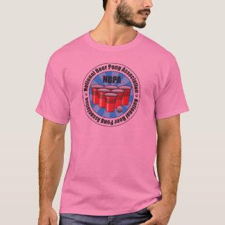 Associação nacional Starburst de Pong da cerveja Camiseta