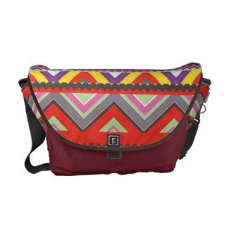Asteca #10 - Saco vermelho Bolsas Mensageiro