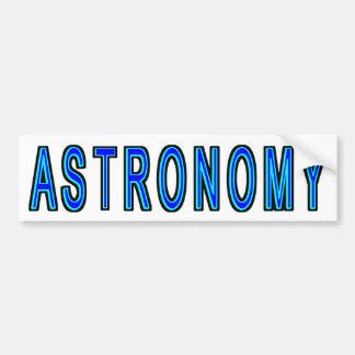 Astronomia Adesivo Para Carro