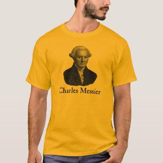 Astrónomo francês Charles mais messier Tshirt