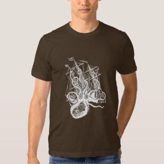 Ataque de Kraken! Tshirt