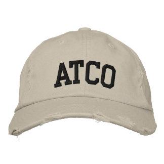 Atco bordou o chapéu