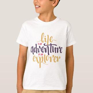 Atitude, medo, confiança inspirador das citações t-shirts