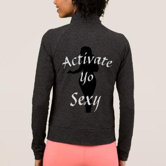 """Ative o revestimento """"sexy"""" da prática de Yo Camisetas"""