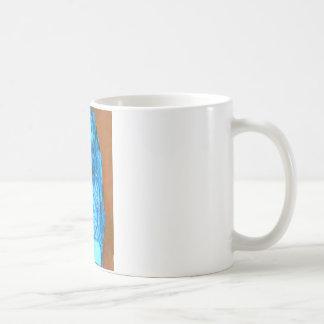 atração adolescente caneca de café