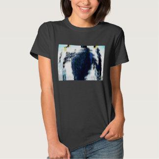 Atrás do espelho camiseta