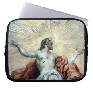 aura do cristo capas para laptop