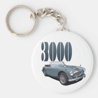Austin Healey 3000 Chaveiros