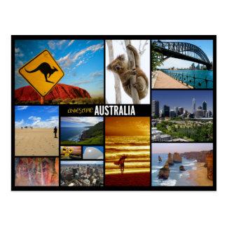 Austrália Cartão Postal