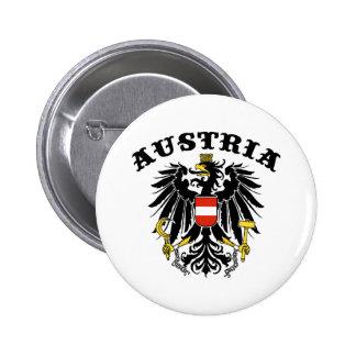 Áustria Bóton Redondo 5.08cm