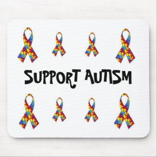 Autismo Mousepad do apoio