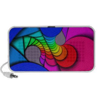 auto-falante do doodle caixinha de som para notebook