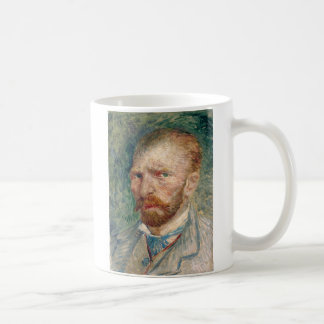 Auto-Retrato por Vincent van Gogh Canecas