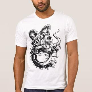 Auto T do polvo T-shirt