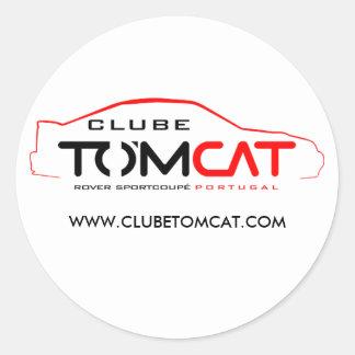Autocolante - Clube Tomcat Adesivo