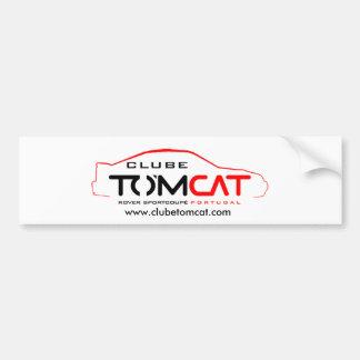 Autocolante Clube Tomcat Adesivo Para Carro