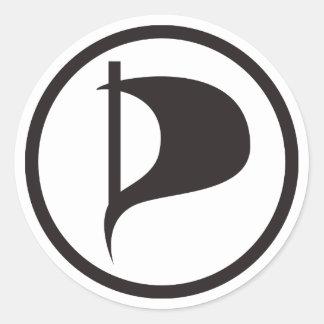 Autocolante Logo Adesivo