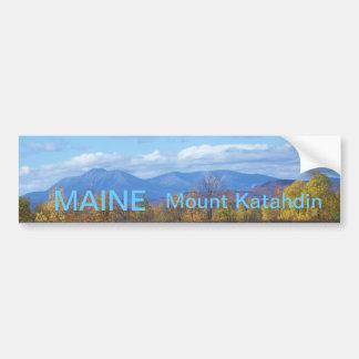 Autocolante no vidro traseiro 004 de Maine Adesivo Para Carro