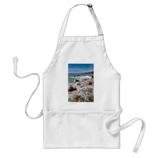 Avental A força meditativa do mar - ilha Sicília
