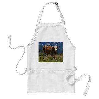 Avental alpino da vaca