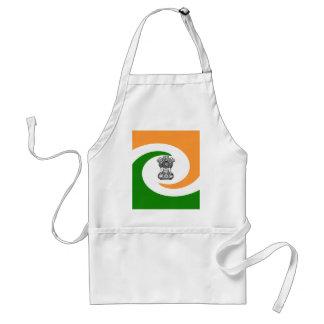 Avental Bandeira indiana