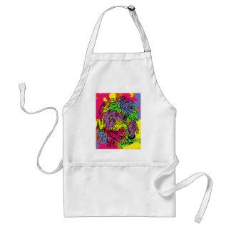 Avental Cão Multicoloured