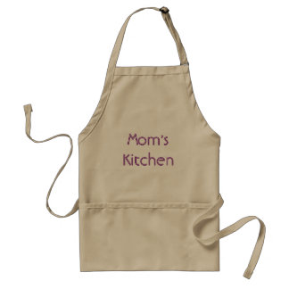 Avental da cozinha da mãe